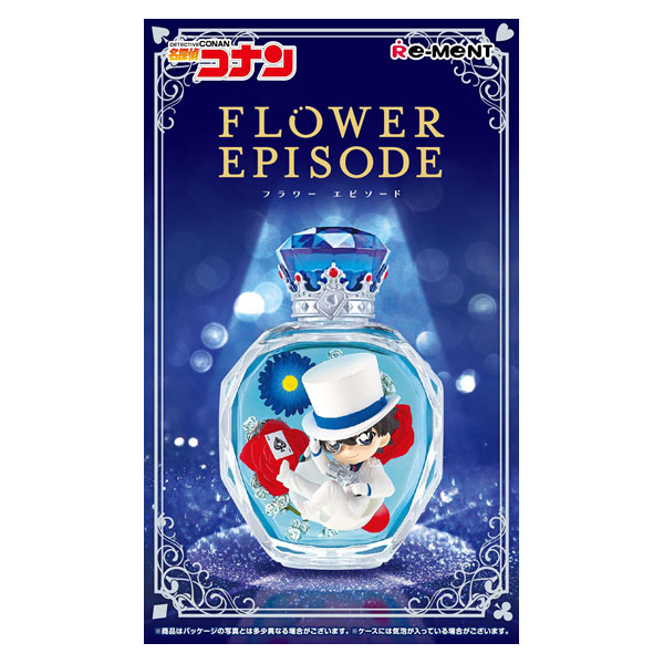 名探偵コナン FLOWER EPISODE『#1 江戸川コナン』完成品フィギュア-003