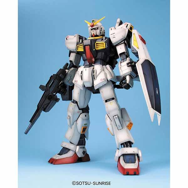 【再販】PG 1/60『RX-178 ガンダムMk-II(白・エゥーゴカラー)』プラモデル