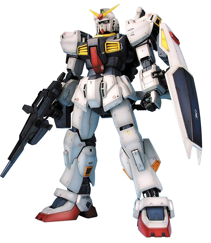 【再販】PG 1/60『RX-178 ガンダムMk-II(白・エゥーゴカラー)』プラモデル-001
