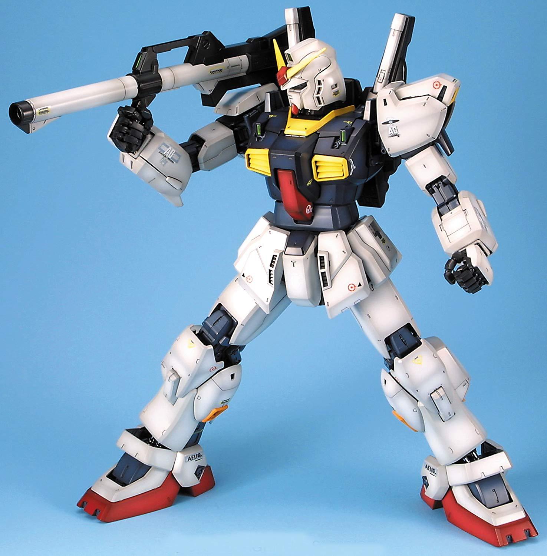【再販】PG 1/60『RX-178 ガンダムMk-II(白・エゥーゴカラー)』プラモデル-002