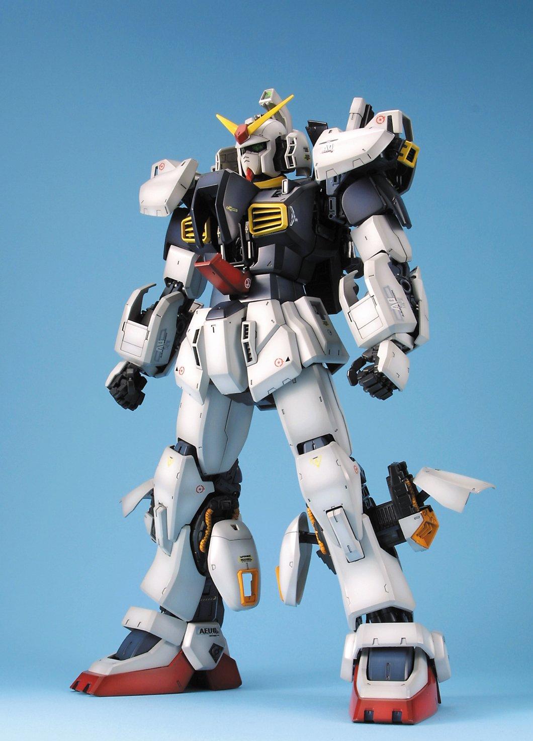 【再販】PG 1/60『RX-178 ガンダムMk-II(白・エゥーゴカラー)』プラモデル-004