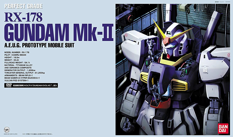 【再販】PG 1/60『RX-178 ガンダムMk-II(白・エゥーゴカラー)』プラモデル-005