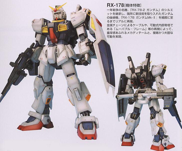 【再販】PG 1/60『RX-178 ガンダムMk-II(白・エゥーゴカラー)』プラモデル-006