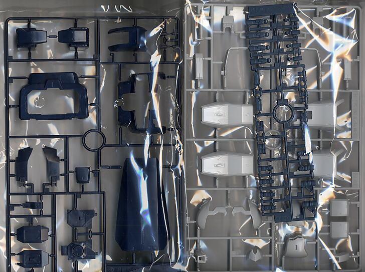 【再販】PG 1/60『RX-178 ガンダムMk-II(白・エゥーゴカラー)』プラモデル-008