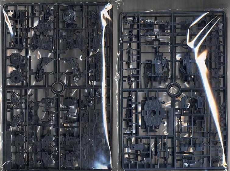 【再販】PG 1/60『RX-178 ガンダムMk-II(白・エゥーゴカラー)』プラモデル-009
