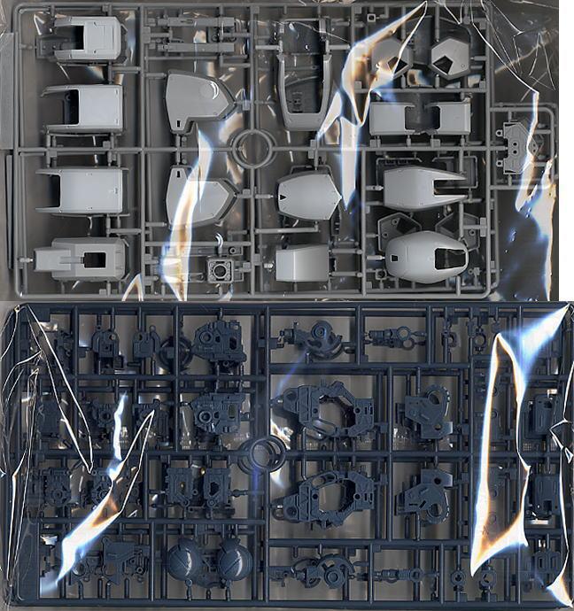 【再販】PG 1/60『RX-178 ガンダムMk-II(白・エゥーゴカラー)』プラモデル-011