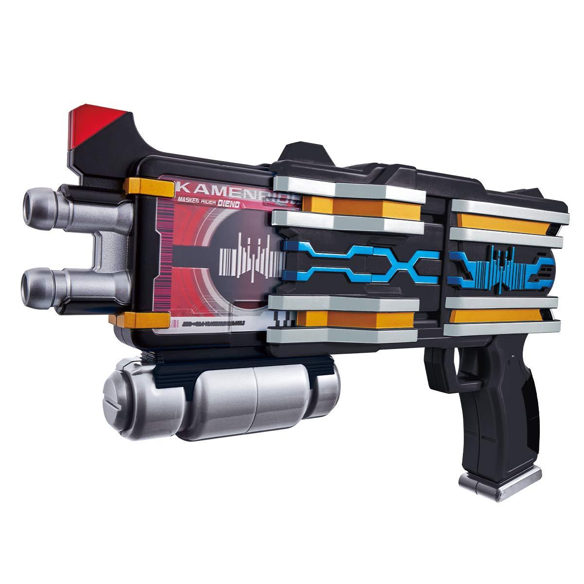 仮面ライダーディケイド『変身装填銃 ver.20th DXディエンドライバー』変身なりきり-003