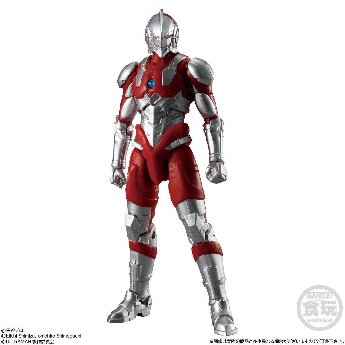 【食玩】超動ウルトラマン『超動 HERO'S ULTRAMAN』8個入りBOX-002