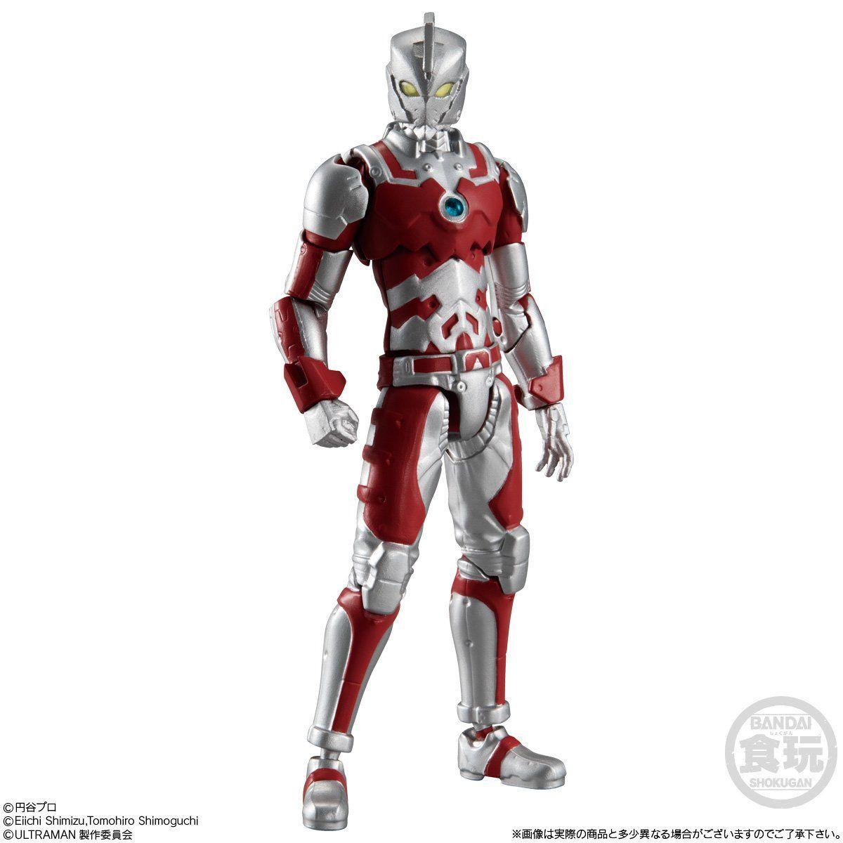 【食玩】超動ウルトラマン『超動 HERO'S ULTRAMAN』8個入りBOX-004
