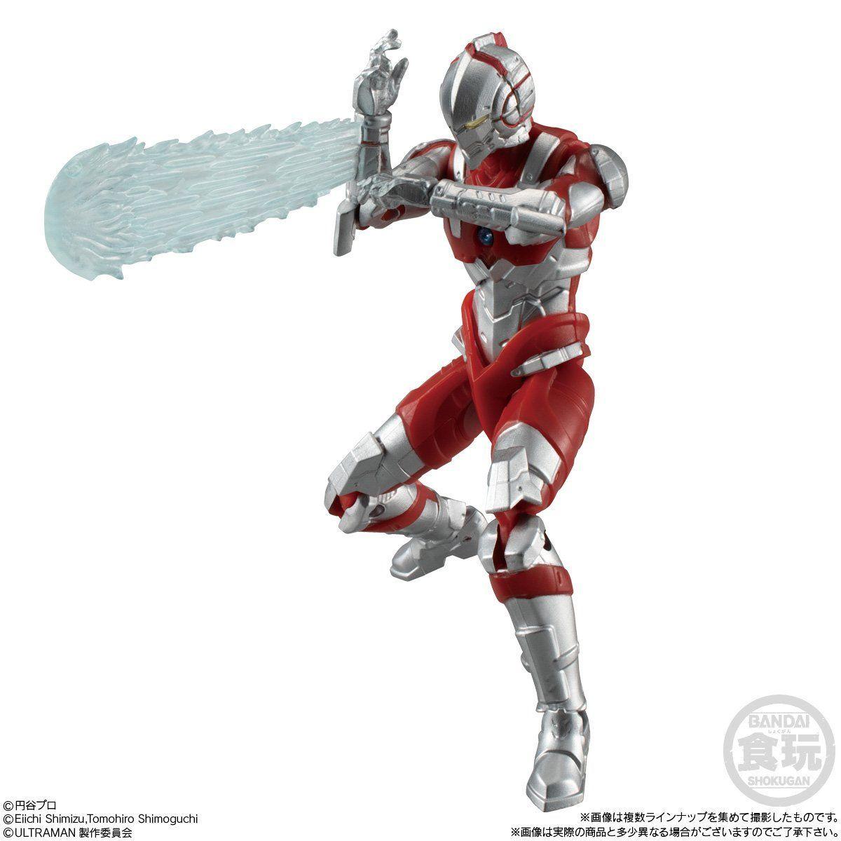 【食玩】超動ウルトラマン『超動 HERO'S ULTRAMAN』8個入りBOX-006