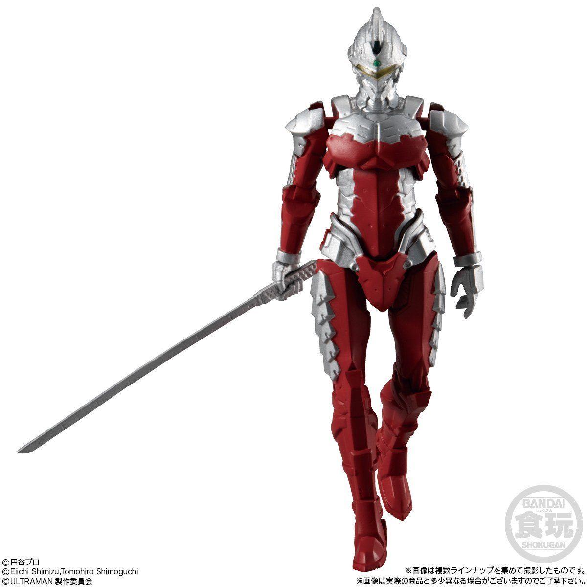 【食玩】超動ウルトラマン『超動 HERO'S ULTRAMAN』8個入りBOX-007