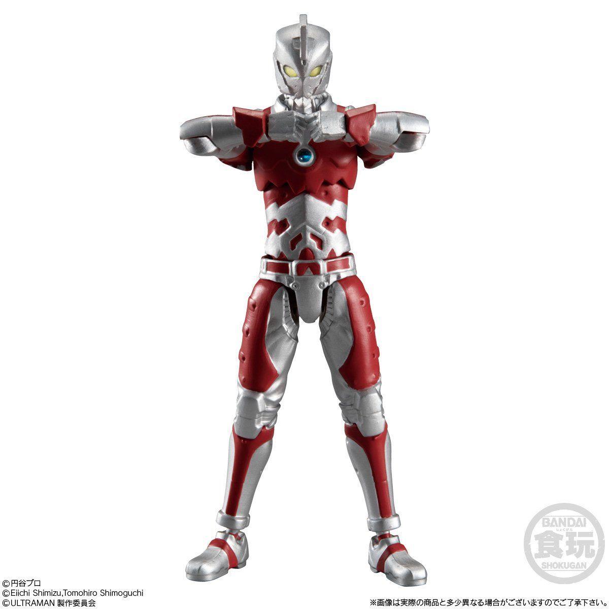 【食玩】超動ウルトラマン『超動 HERO'S ULTRAMAN』8個入りBOX-008