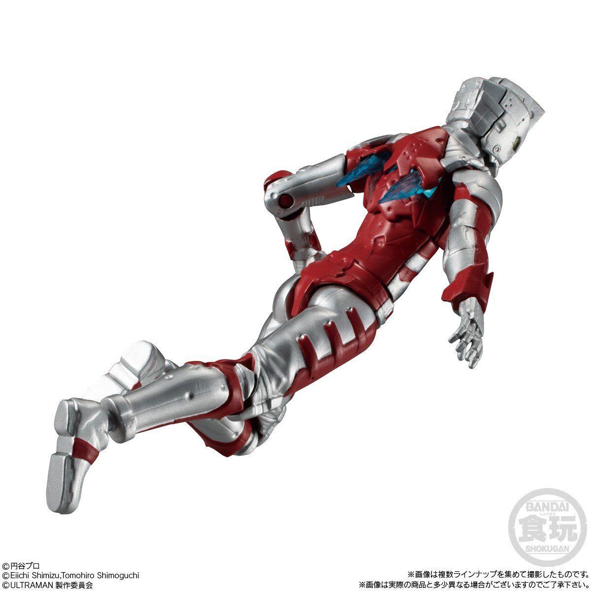 【食玩】超動ウルトラマン『超動 HERO'S ULTRAMAN』8個入りBOX-009