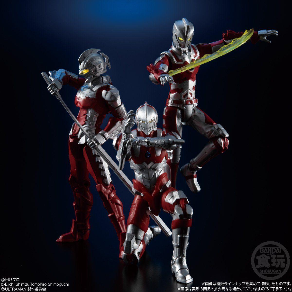 【食玩】超動ウルトラマン『超動 HERO'S ULTRAMAN』8個入りBOX-010