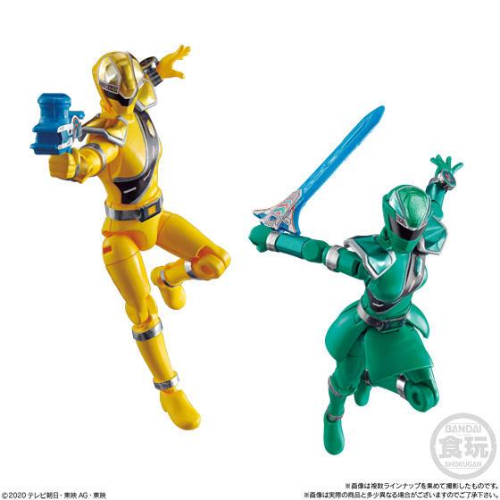 【食玩】勇動『魔進戦隊キラメイジャー 勇動X』12個入りBOX-009