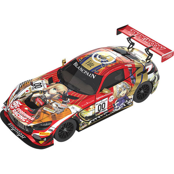 1/64『GOODSMILE RACING & TYPE-MOON RACING 2019 SPA24H ver.』ミニカー