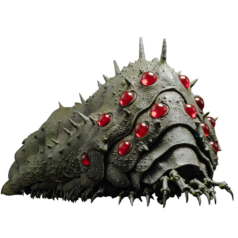 タケヤ式自在置物『王蟲』風の谷のナウシカ 可動フィギュア-001