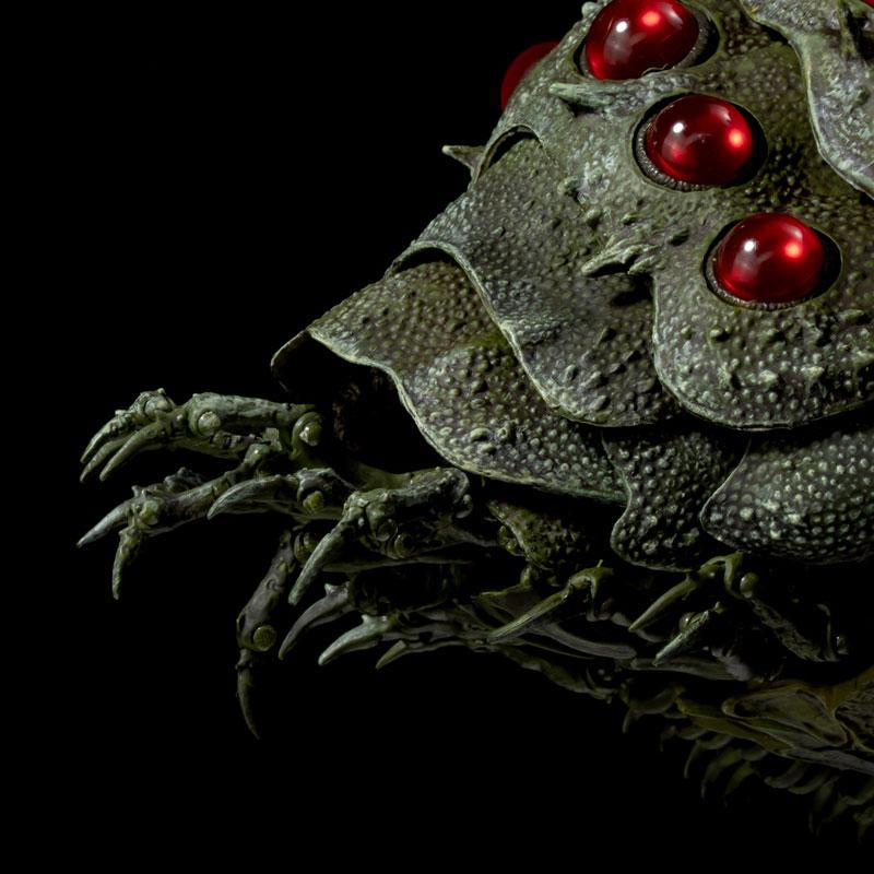 タケヤ式自在置物『王蟲』風の谷のナウシカ 可動フィギュア-002
