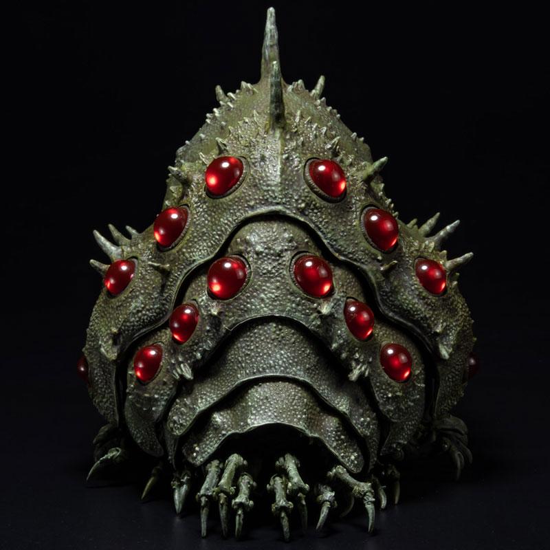 タケヤ式自在置物『王蟲』風の谷のナウシカ 可動フィギュア-004