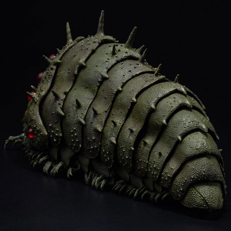 タケヤ式自在置物『王蟲』風の谷のナウシカ 可動フィギュア-007