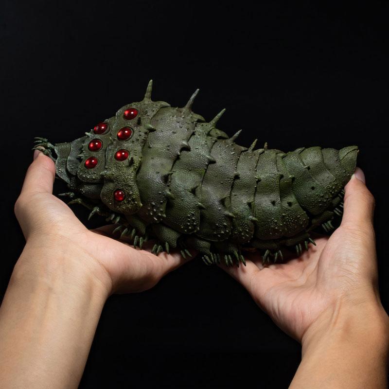 タケヤ式自在置物『王蟲』風の谷のナウシカ 可動フィギュア-008