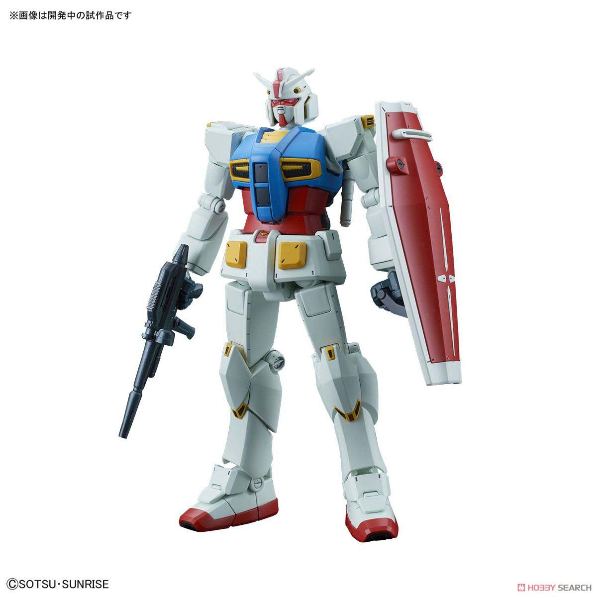 【再販】HG 1/144『ガンダムG40(Industrial Design Ver.)』プラモデル-001
