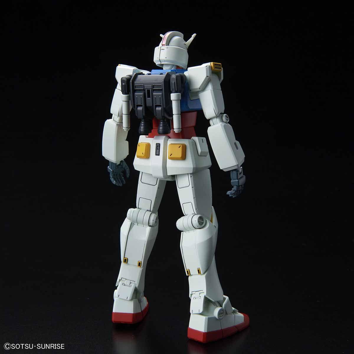 【再販】HG 1/144『ガンダムG40(Industrial Design Ver.)』プラモデル-006
