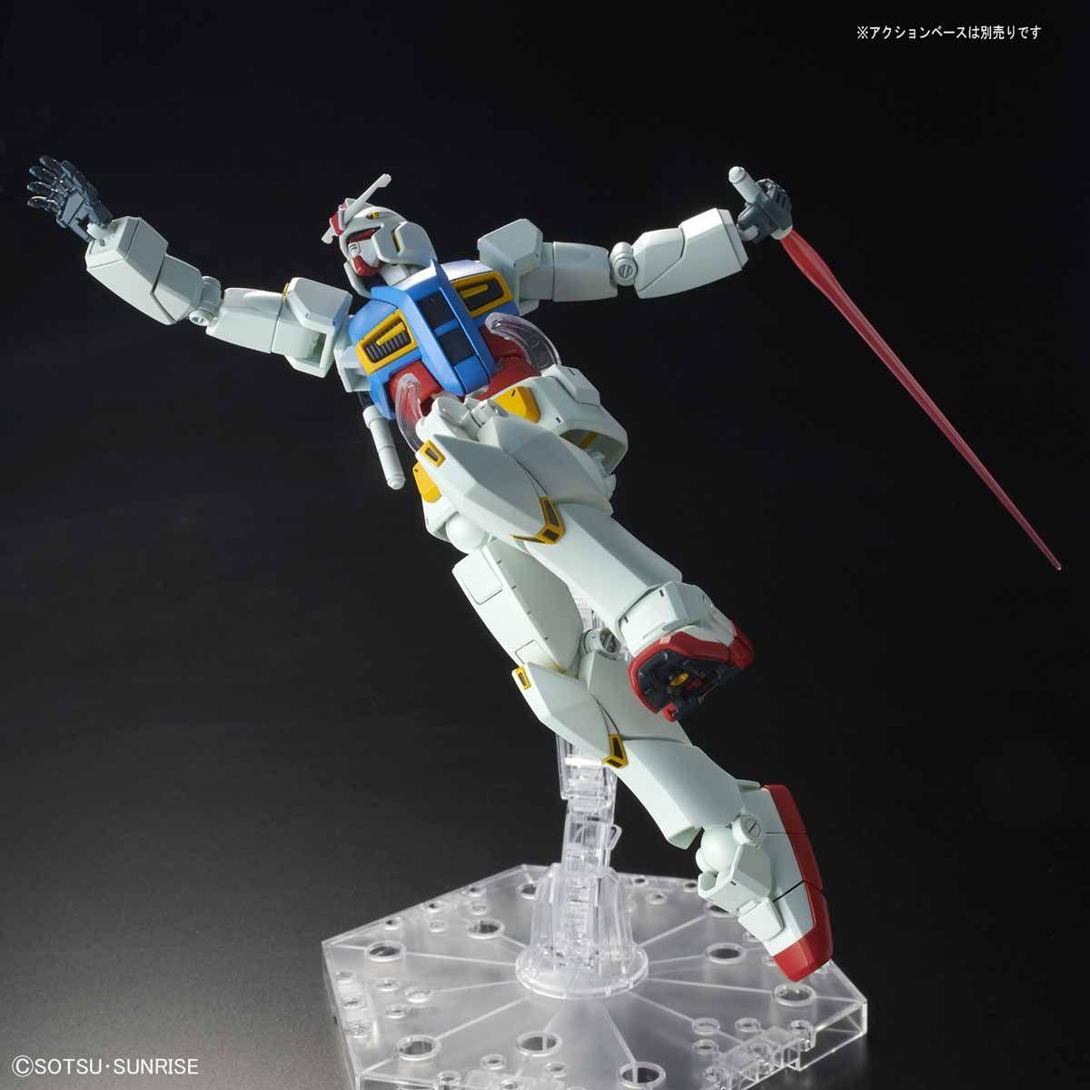 【再販】HG 1/144『ガンダムG40(Industrial Design Ver.)』プラモデル-009