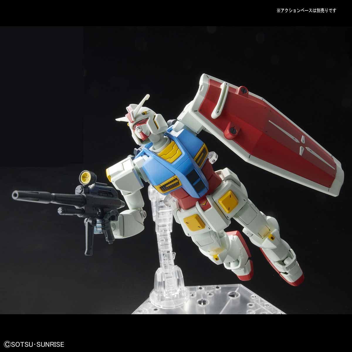 【再販】HG 1/144『ガンダムG40(Industrial Design Ver.)』プラモデル-011