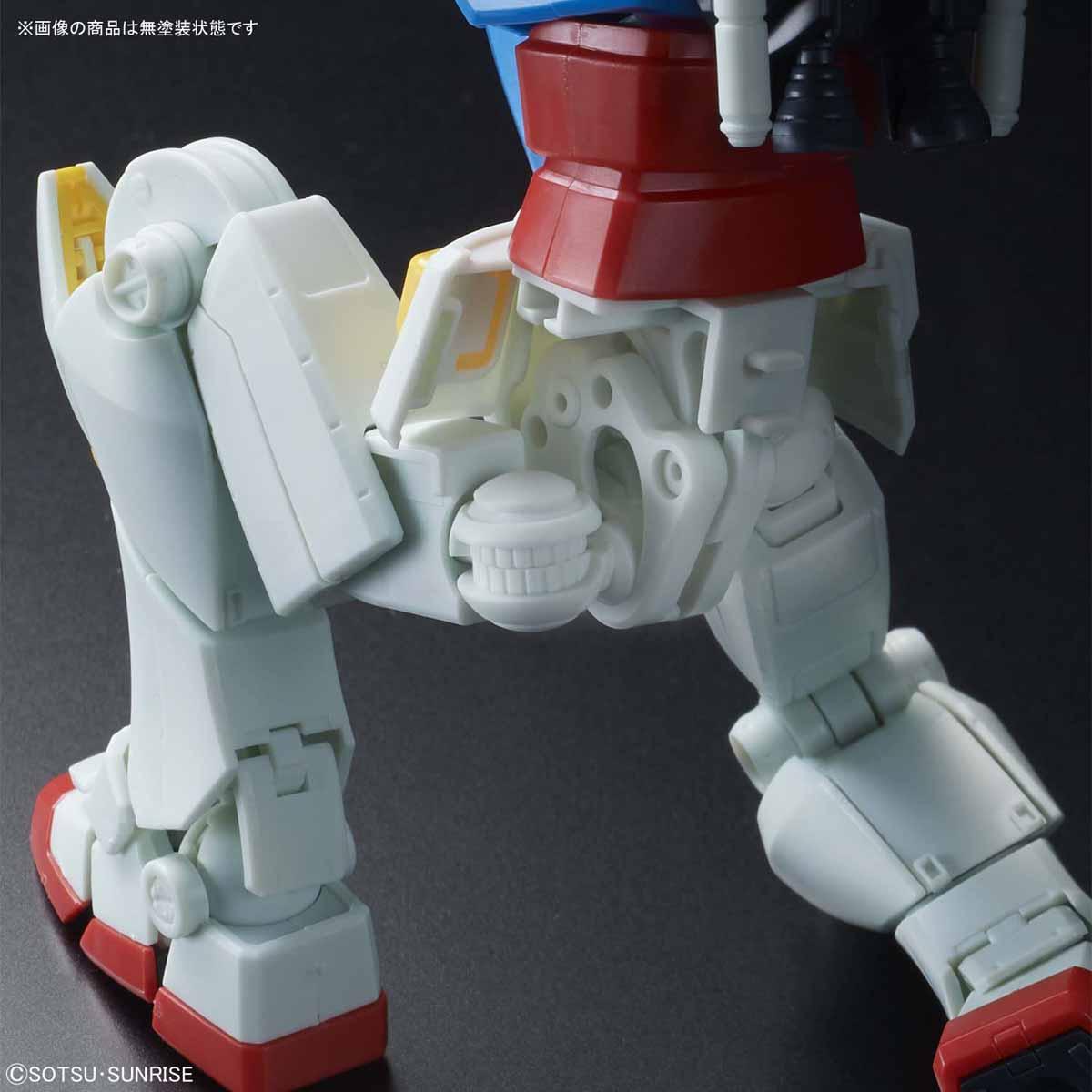 【再販】HG 1/144『ガンダムG40(Industrial Design Ver.)』プラモデル-012