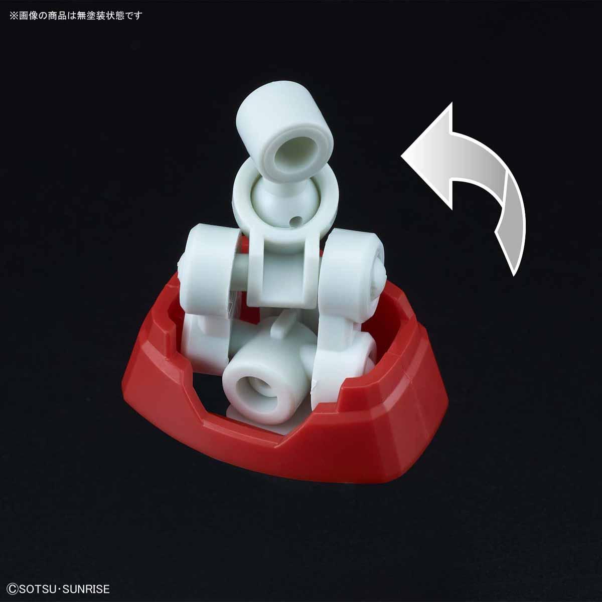 【再販】HG 1/144『ガンダムG40(Industrial Design Ver.)』プラモデル-013