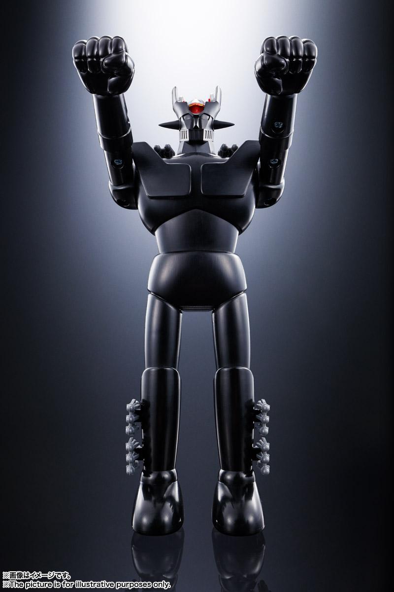 超合金魂『GX-XX01 D.C.シリーズ対応 XX計画ひみつ超兵器セット01』可動フィギュア-004