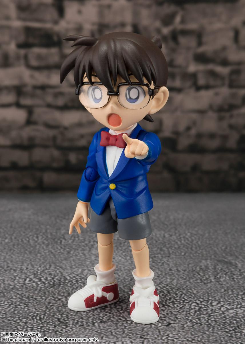 S.H.Figuarts『江戸川コナン -追跡編-』名探偵コナン 可動フィギュア-004