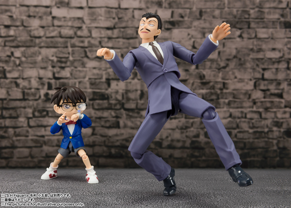 S.H.Figuarts『江戸川コナン -追跡編-』名探偵コナン 可動フィギュア-009