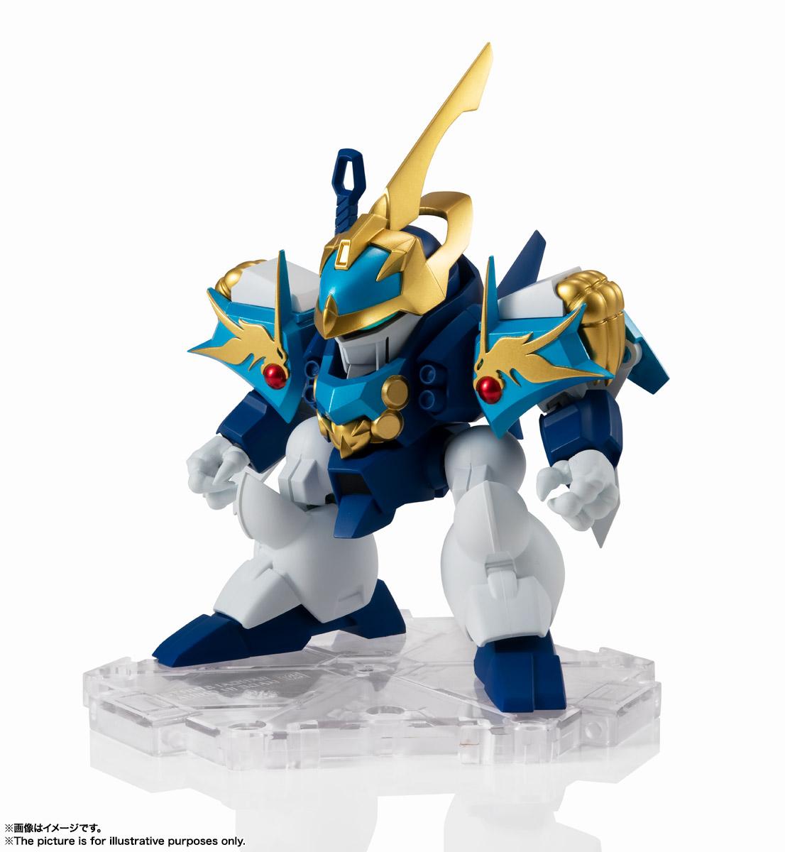 NXEDGE STYLE[MASHIN UNIT]『龍蒼丸』魔神英雄伝ワタル 可動フィギュア-006