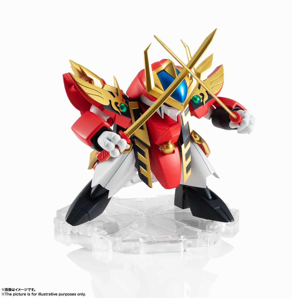 NXEDGE STYLE[MASHIN UNIT]『龍戦丸』魔神英雄伝ワタル 可動フィギュア-001