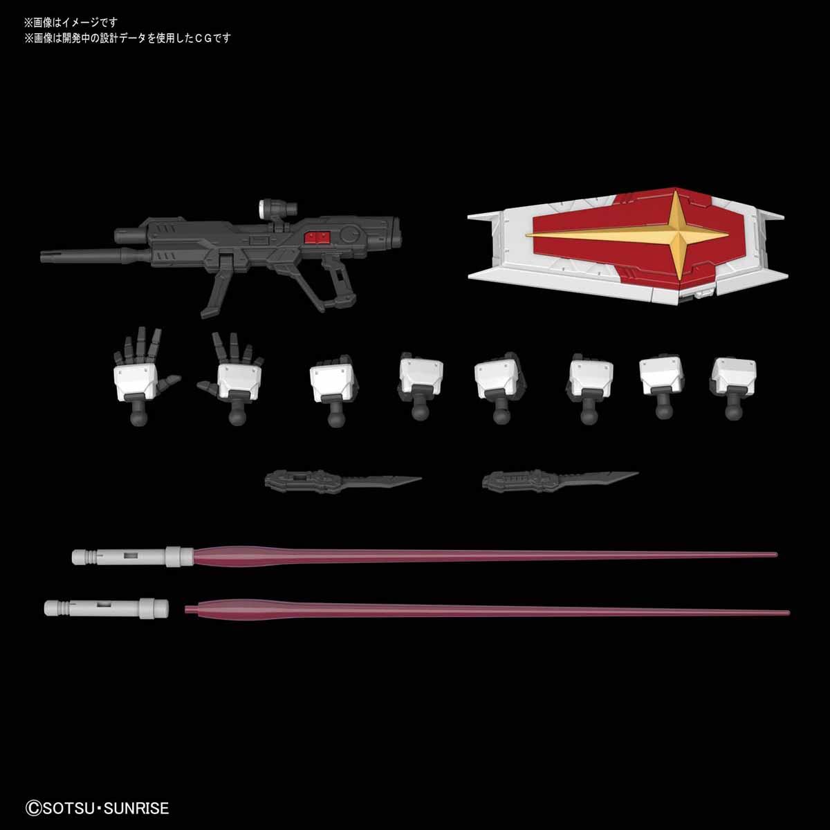 RG 1/144『フォースインパルスガンダム』機動戦士ガンダムSEED DESTINY プラモデル-007