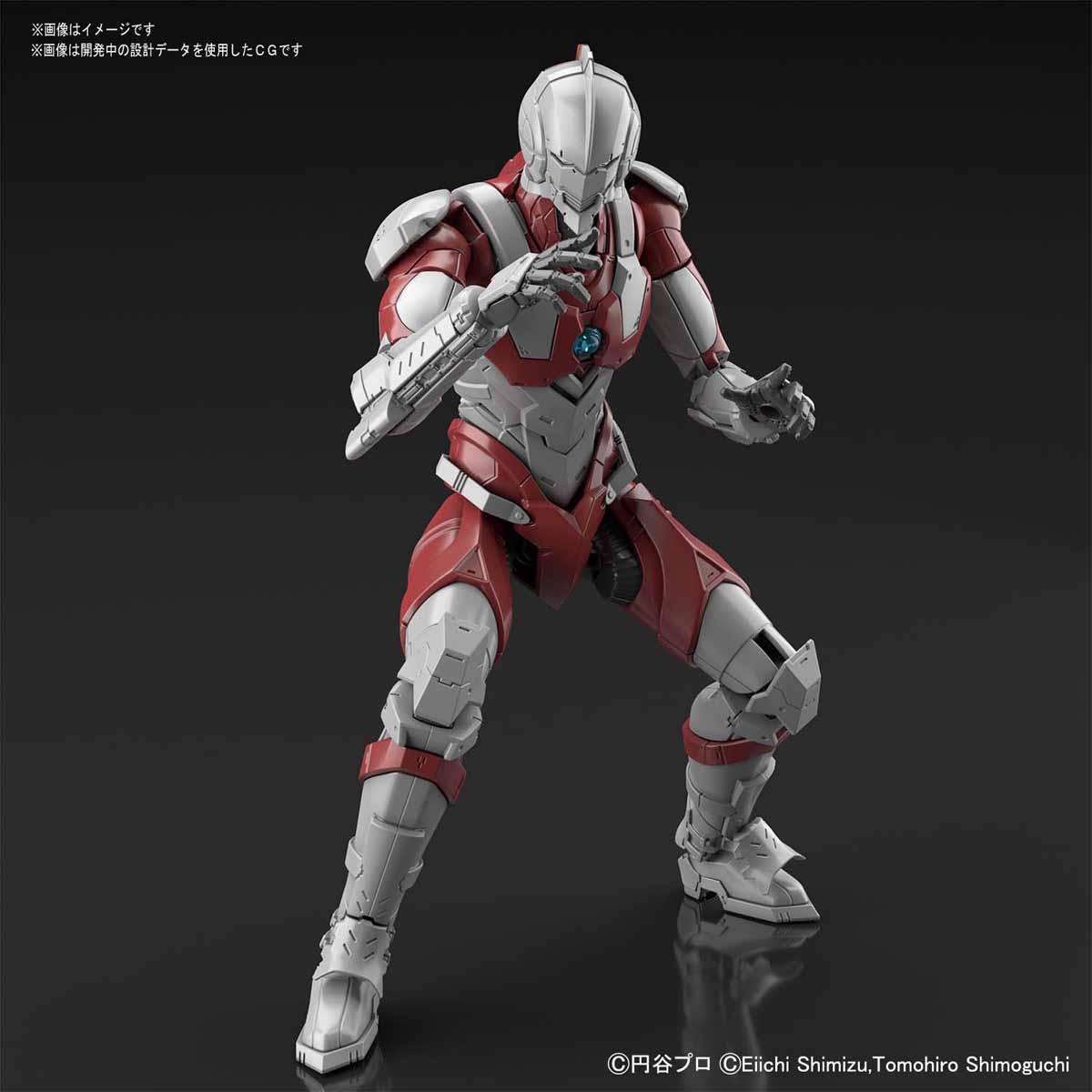 Figure-rise Standard『ULTRAMAN [B TYPE] -ACTION-』ウルトラマンスーツ 1/12 プラモデル-002