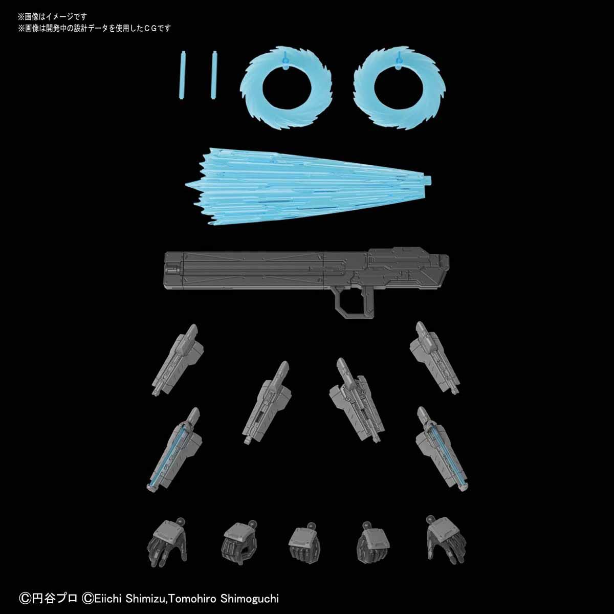 Figure-rise Standard『ULTRAMAN [B TYPE] -ACTION-』ウルトラマンスーツ Bタイプ 1/12 プラモデル-007