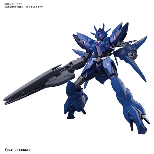 HGBD:R 1/144『敵ガンダム プラモデル(仮称)』ガンダムビルドダイバーズRe:RISE プラモデル