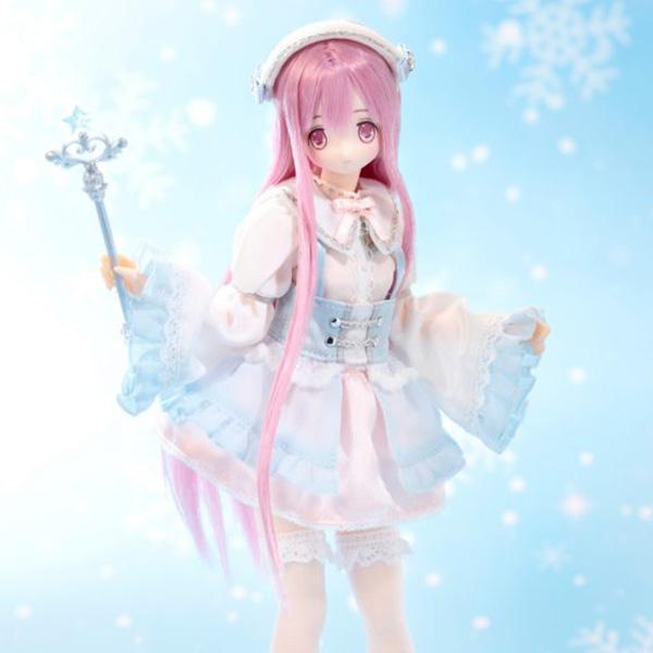 Magical☆CUTE『Crystal Bravery Raili(クリスタル ブレイブリー ライリ)』えっくす☆きゅーと 1/6 完成品ドール