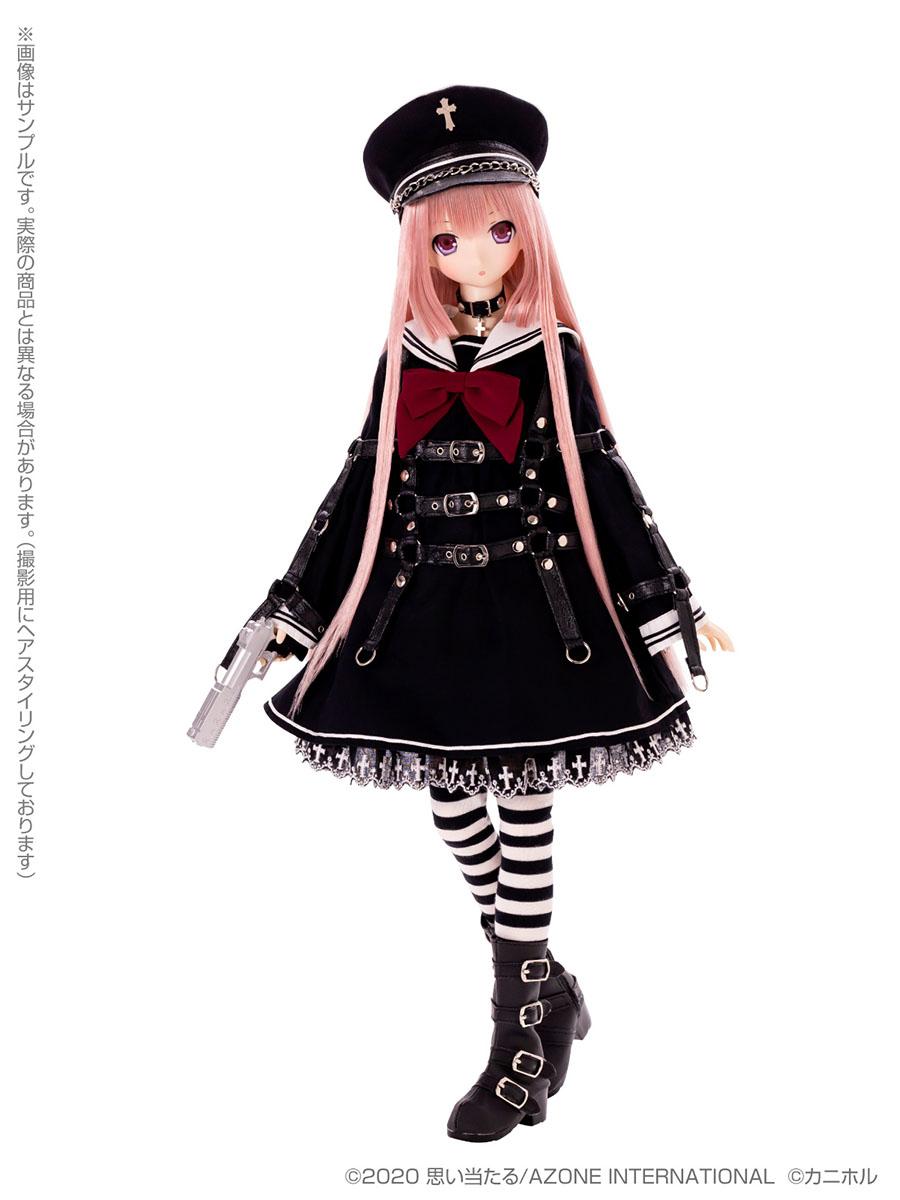 Black Raven『Lilia(リリア)†拘束聖少女† コウソクセイントガール』1/3 完成品ドール-001