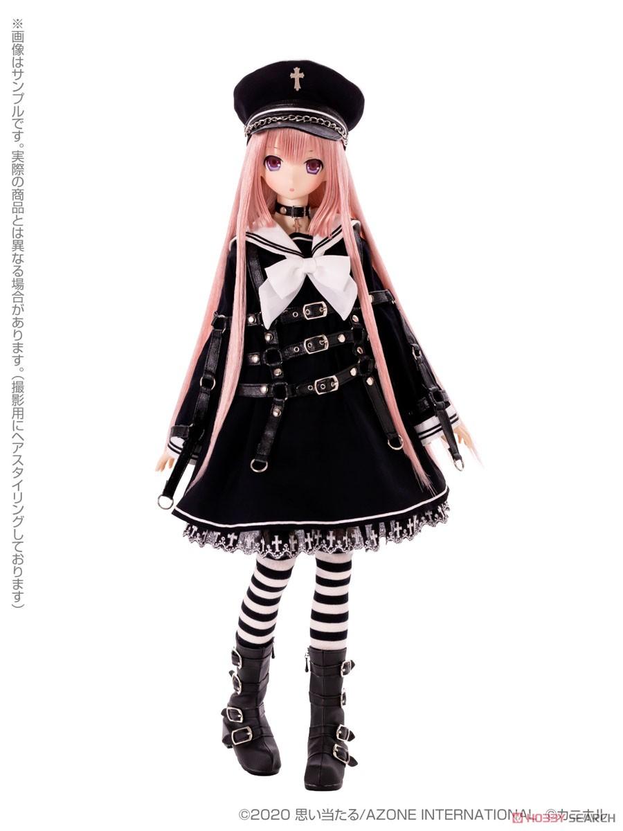 Black Raven『Lilia(リリア)†拘束聖少女† コウソクセイントガール』1/3 完成品ドール-002