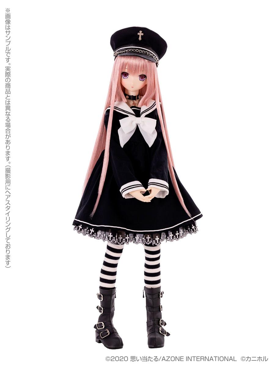 Black Raven『Lilia(リリア)†拘束聖少女† コウソクセイントガール』1/3 完成品ドール-004