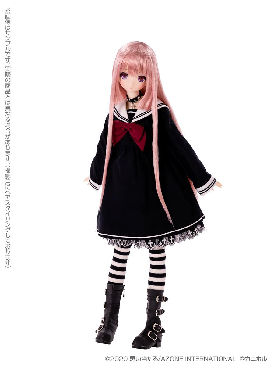 Black Raven『Lilia(リリア)†拘束聖少女† コウソクセイントガール』1/3 完成品ドール-005