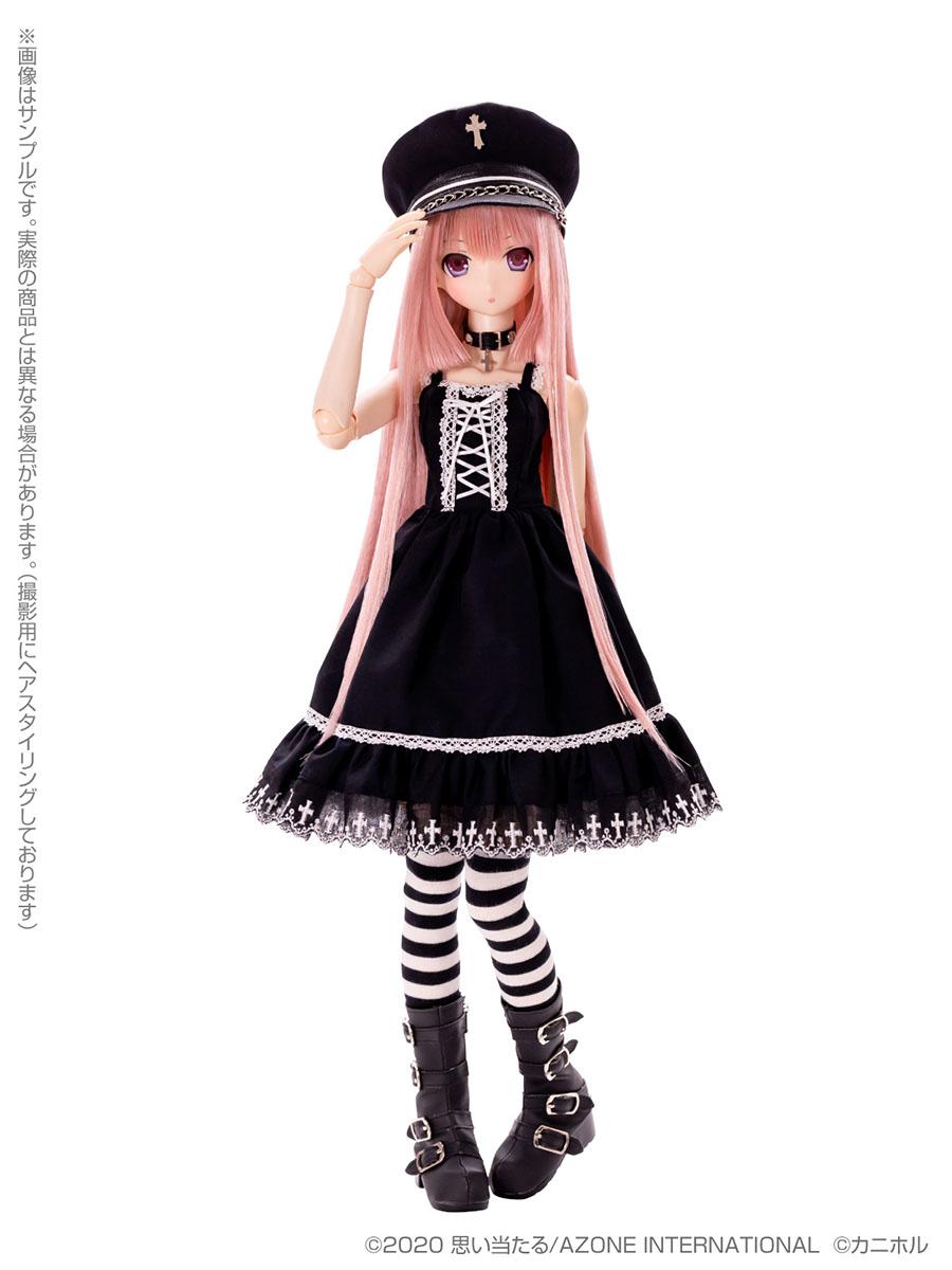 Black Raven『Lilia(リリア)†拘束聖少女† コウソクセイントガール』1/3 完成品ドール-006