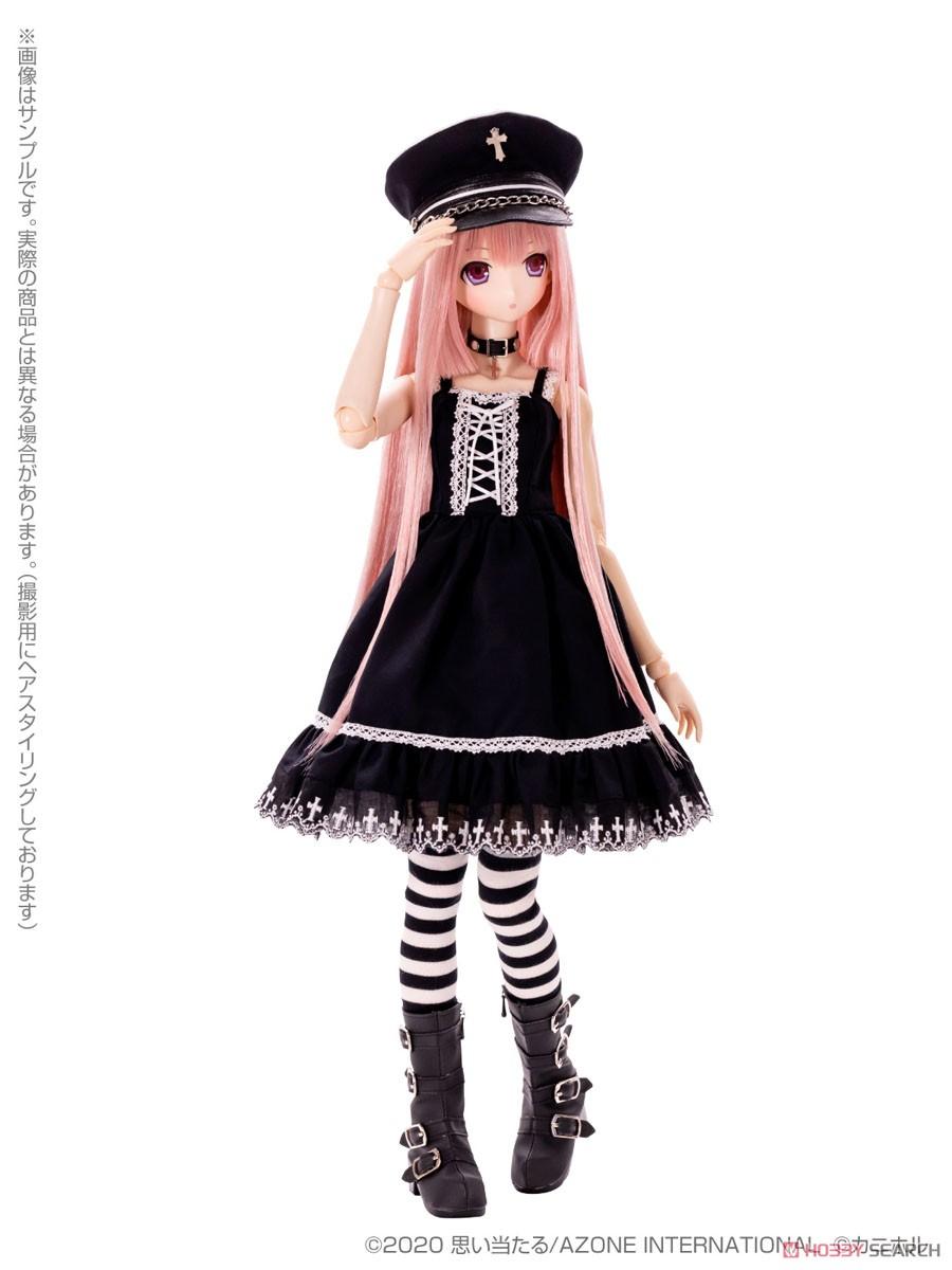 Black Raven『Lilia(リリア)†拘束聖少女† コウソクセイントガール』1/3 完成品ドール-007