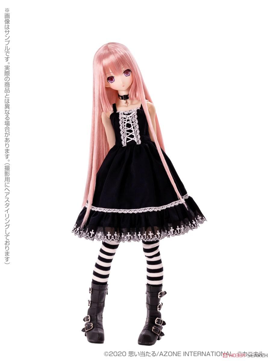 Black Raven『Lilia(リリア)†拘束聖少女† コウソクセイントガール』1/3 完成品ドール-008