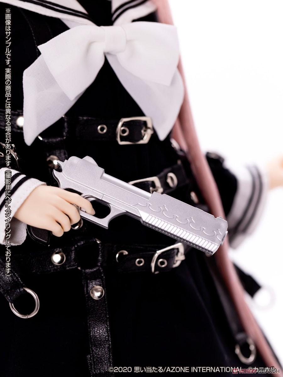 Black Raven『Lilia(リリア)†拘束聖少女† コウソクセイントガール』1/3 完成品ドール-010