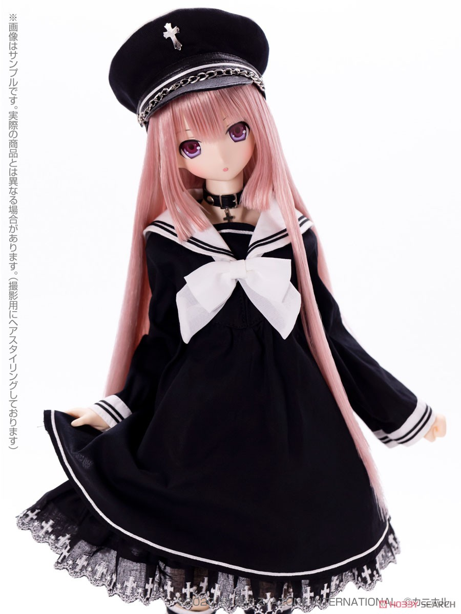 Black Raven『Lilia(リリア)†拘束聖少女† コウソクセイントガール』1/3 完成品ドール-011